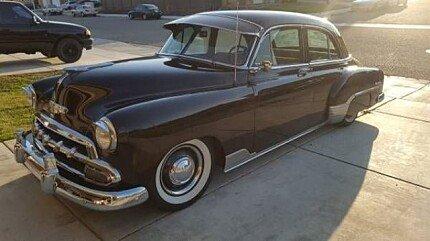 1952 Chevrolet Styleline for sale 100801166