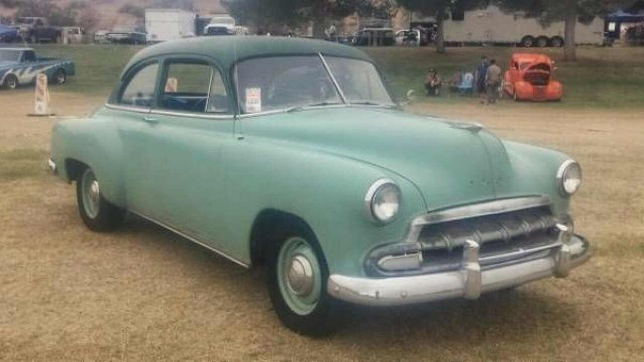 1952 Chevrolet Styleline for sale 101013883