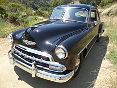 1952 Chevrolet Styleline for sale 100887032