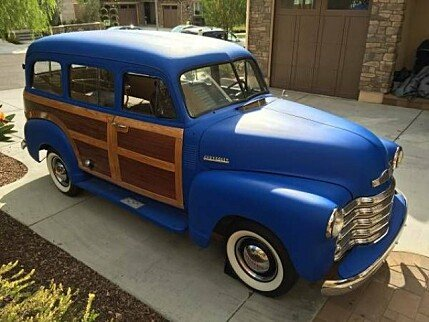 1952 Chevrolet Suburban for sale 100824072