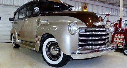 1952 Chevrolet Suburban for sale 100975983