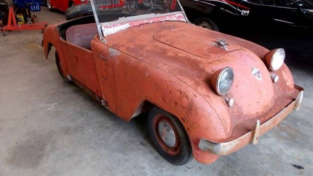 1952 Crosley CD for sale near Knightstown, Indiana 46148 - Classics ...