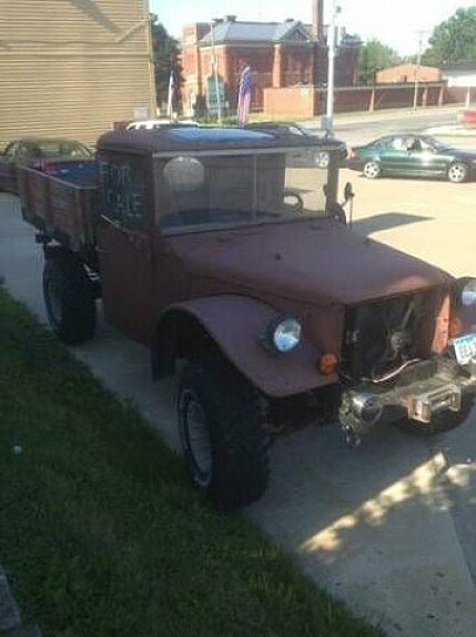 1952 Dodge Power Wagon for sale 100808220