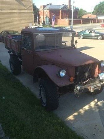 1952 Dodge Power Wagon for sale 100823841