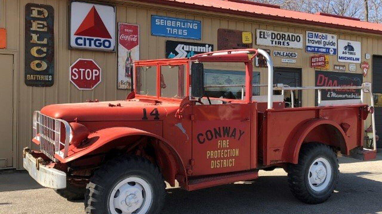1952 Dodge Power Wagon for sale near Cedar Rapids, Iowa 52404 ...