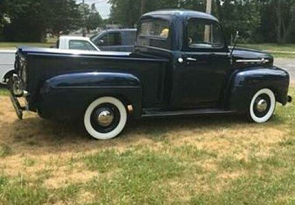 1952 Ford F1 for sale 100791705