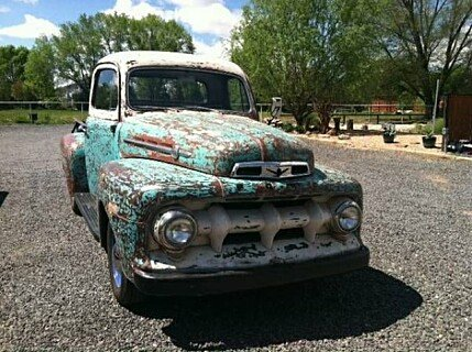 1952 Ford F1 for sale 100823790