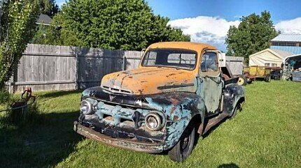 1952 Ford F1 for sale 100906677