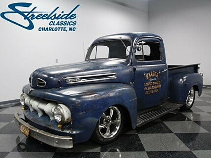 1952 Ford F1 for sale 100946500