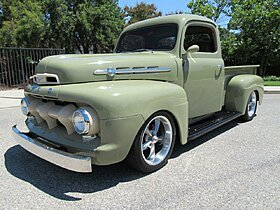 1952 Ford F1 for sale 101006971