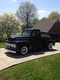 1952 Ford F1 for sale 101030885