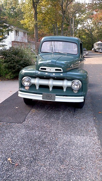 1952 Ford F3 for sale 100923416