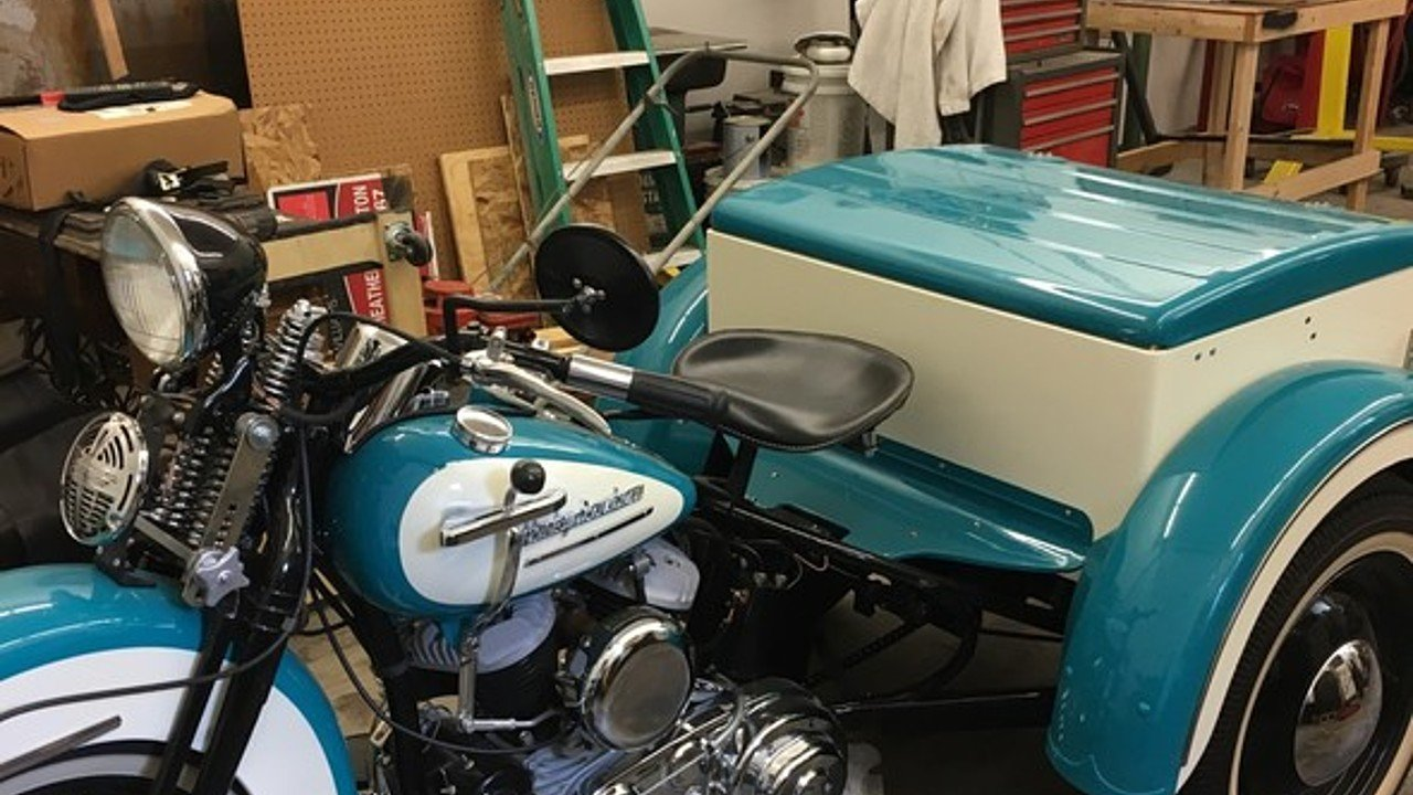 1952 Harley-Davidson Servi-Car for sale near LAS VEGAS, Nevada 89119 ...