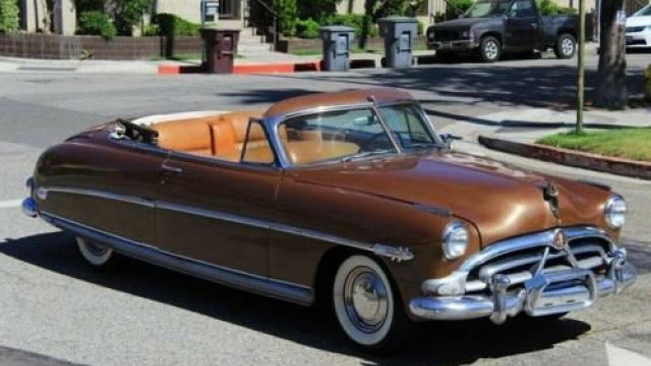 1952 Hudson Hornet for sale near Cadillac, Michigan 49601 - Classics ...