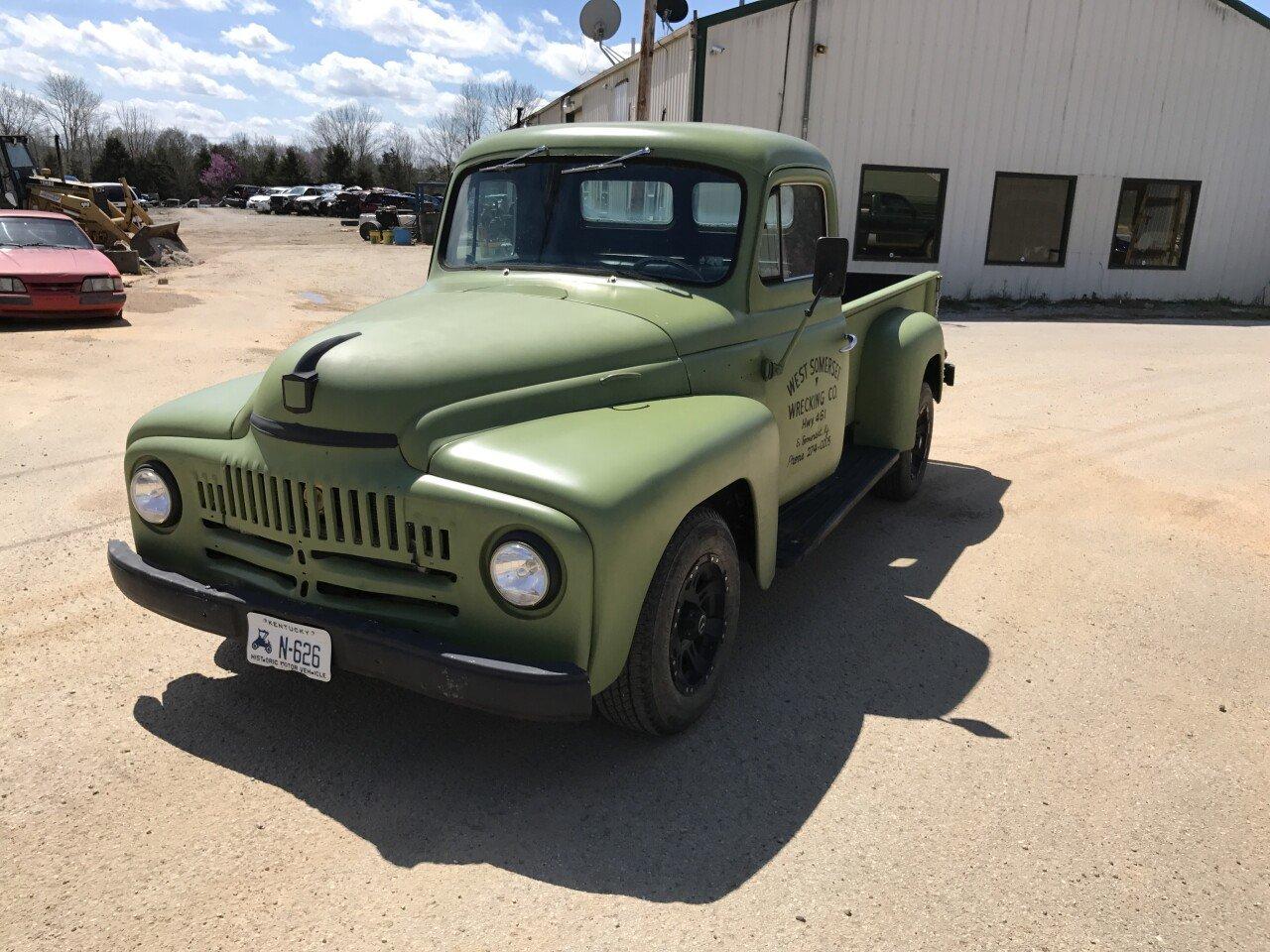 1952 International Harvester Pickup for sale near Somerset ...