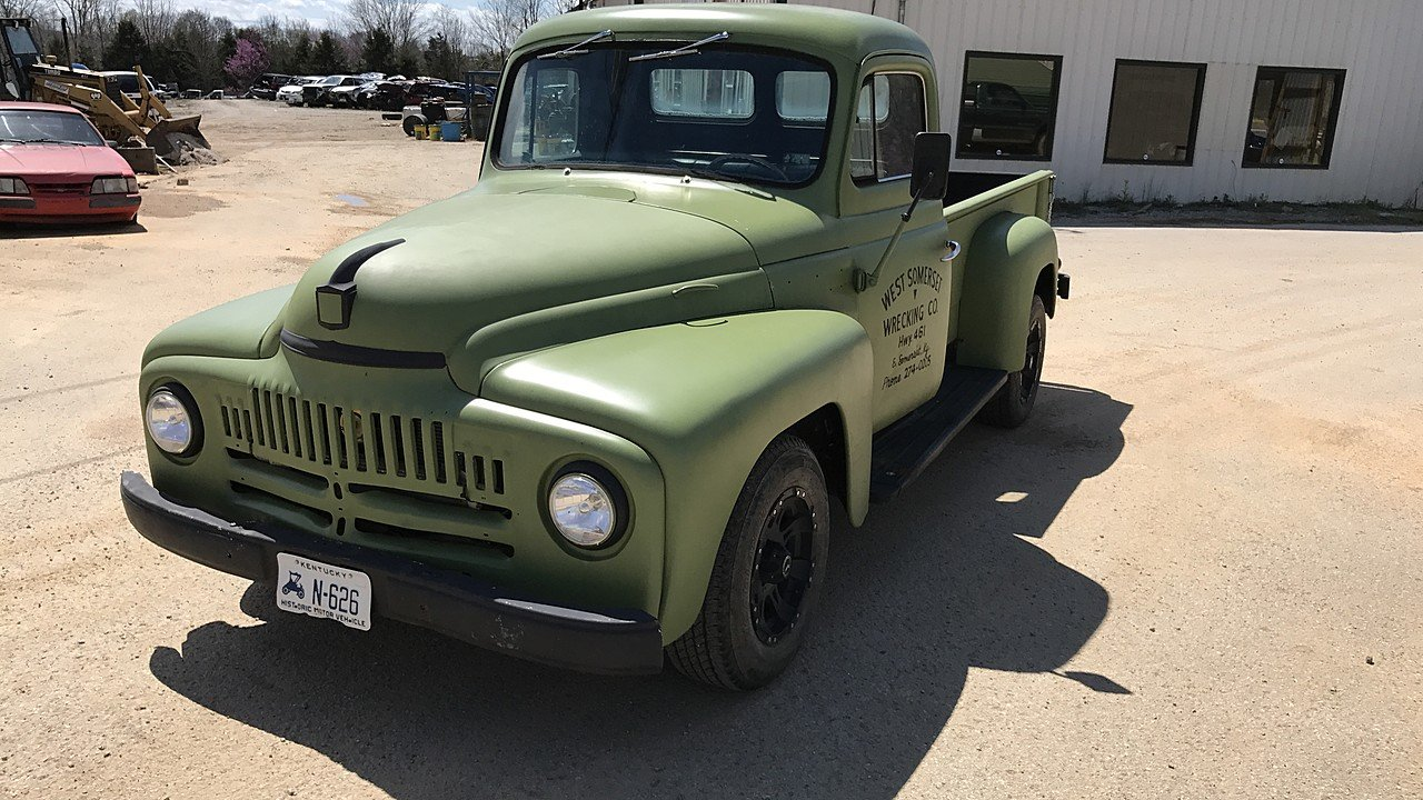 International Harvester Pickup Classics For Sale On 1949 Chevy Truck 4x4 Conversion 1952