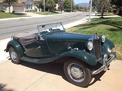 1952 MG MG-TD for sale 100772475