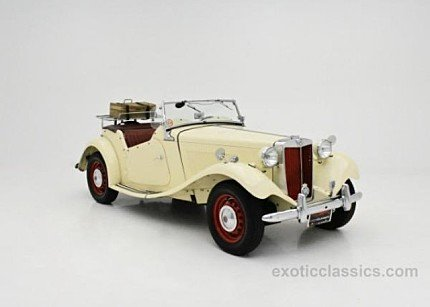 1952 MG MG-TD for sale 100863772