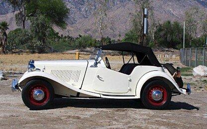 1952 MG MG-TD for sale 100914227