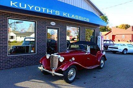 1952 MG MG-TD for sale 100919251