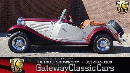 1952 MG MG-TD for sale 100921157