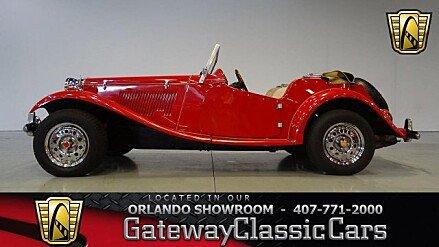 1952 MG MG-TD for sale 100921808