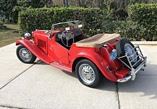 1952 MG MG-TD for sale 100944652