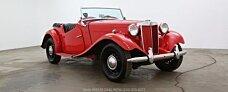 1952 MG MG-TD for sale 100980999
