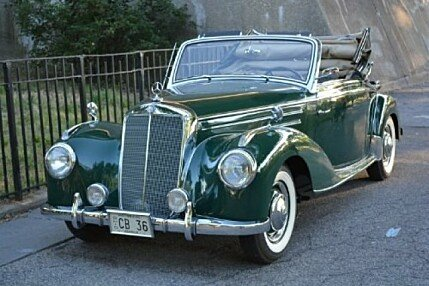 1952 Mercedes-Benz 220 for sale 100020800