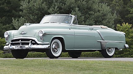 1952 Oldsmobile 88 for sale 100772521