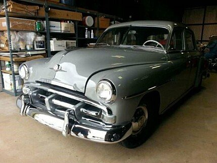 1952 Plymouth Cranbrook for sale 100811607