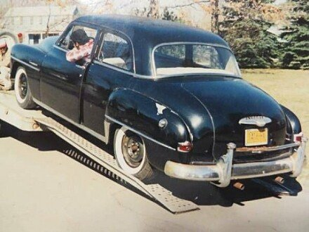 1952 Plymouth Cranbrook for sale 100823770