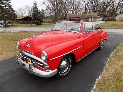 1952 Plymouth Cranbrook for sale 100982073