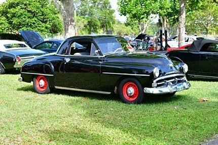 1952 Plymouth Other Plymouth Models for sale 100854240