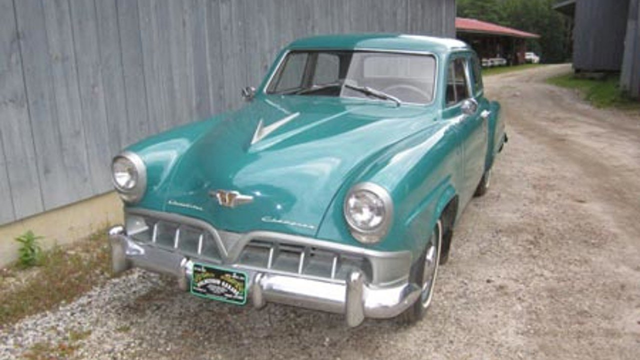 Police Car Auctions Near Me >> 1952 Studebaker Champion for sale near Freeport, Maine 04032 - Classics on Autotrader