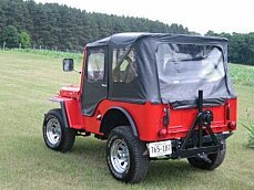 1952 Willys Other Willys Models for sale 100866194