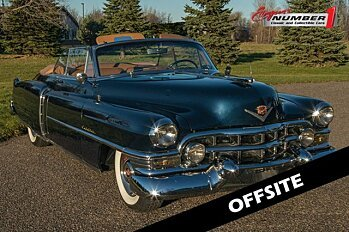 1952 cadillac Series 62 for sale 100862141