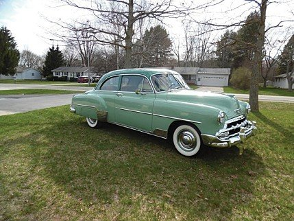 1952 chevrolet Other Chevrolet Models for sale 101018784