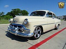 1953 Chevrolet 210 for sale 100992159