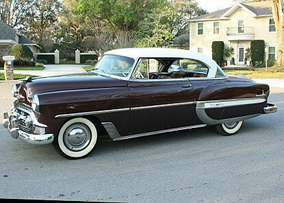 1953 Chevrolet Bel Air for sale 100959343