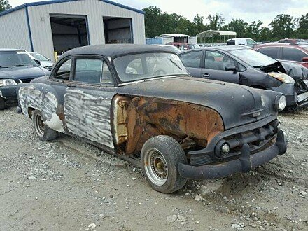 1953 Chevrolet Bel Air for sale 101042951