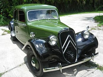1953 Citroen Traction Avant for sale 100890322