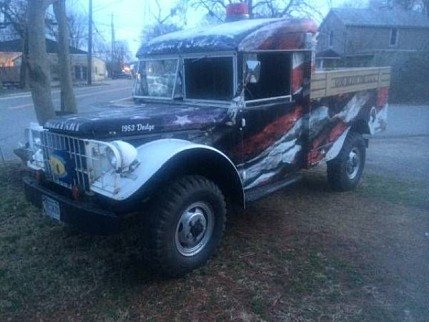 1953 Dodge Power Wagon for sale 100855394