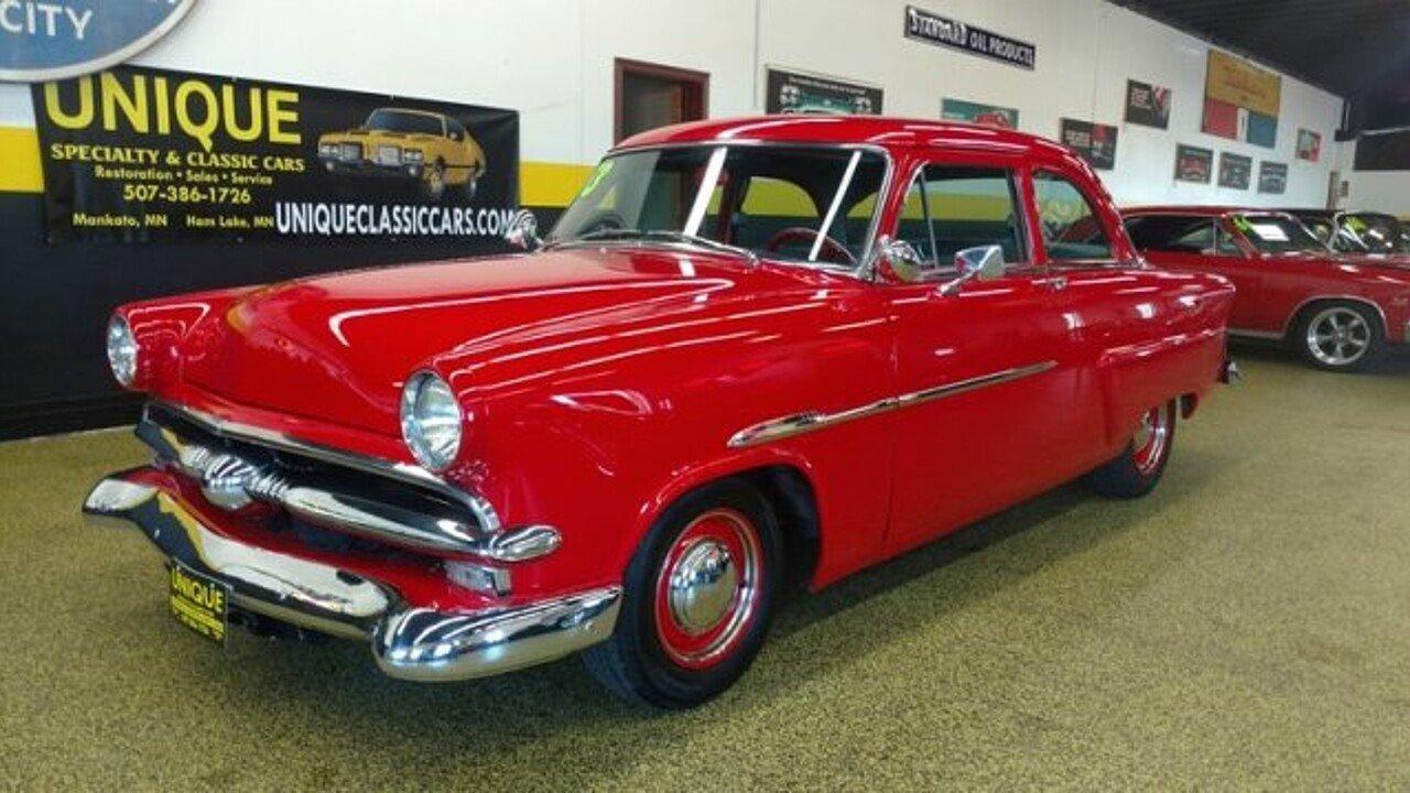 1953 Ford Customline for sale near Mankato, Minnesota 56001 ...