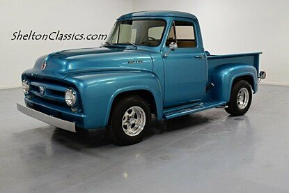 1953 Ford F100 for sale 100980803