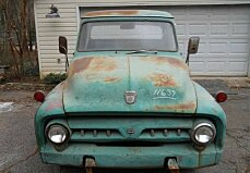 1953 Ford F100 for sale 101000809