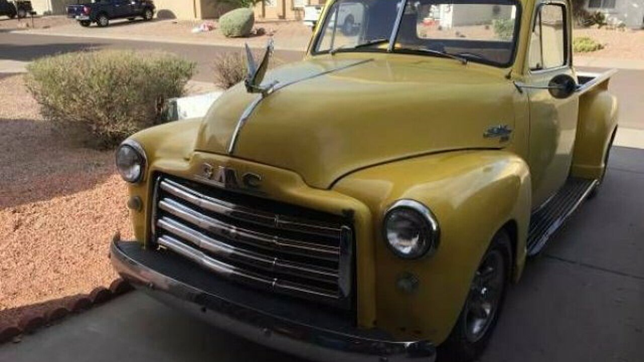 1953 GMC Other GMC Models for sale 101013887