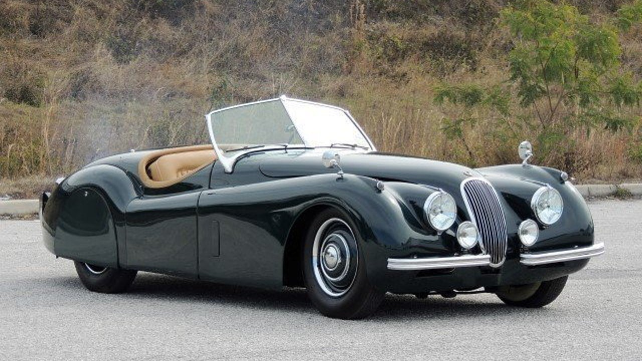 1953 Jaguar XK 120 for sale near Amelia Island, Florida 32034 ...