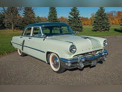 1953 Lincoln Capri for sale 100845216
