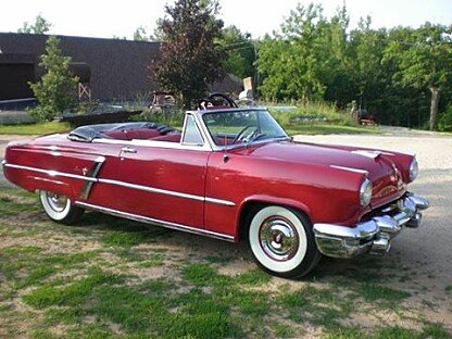 1953 Lincoln Capri for sale 100798168